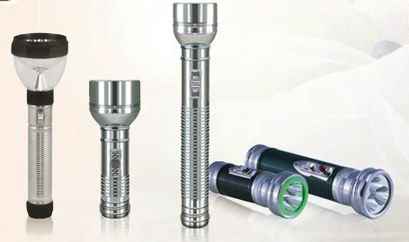 Guangdong Jinyuan's flashlights are recognized as iconic LED products in Guangdong.