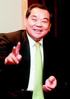 P.T. Wu, chairman of Lihpao Group of Taiwan. (photo of UDN)