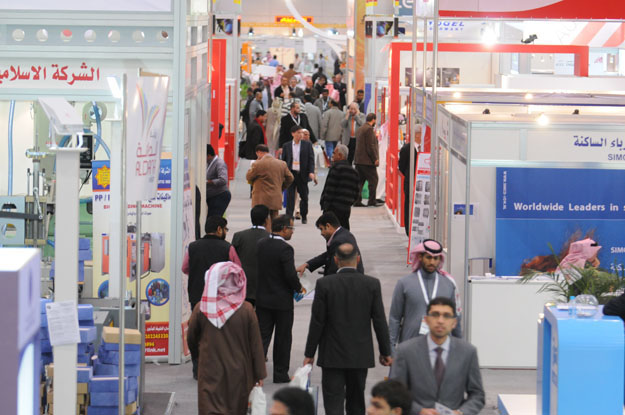 More than 21,000 buyers visited the Saudi PP & PPSG in 2011. (provided by the show organizer)