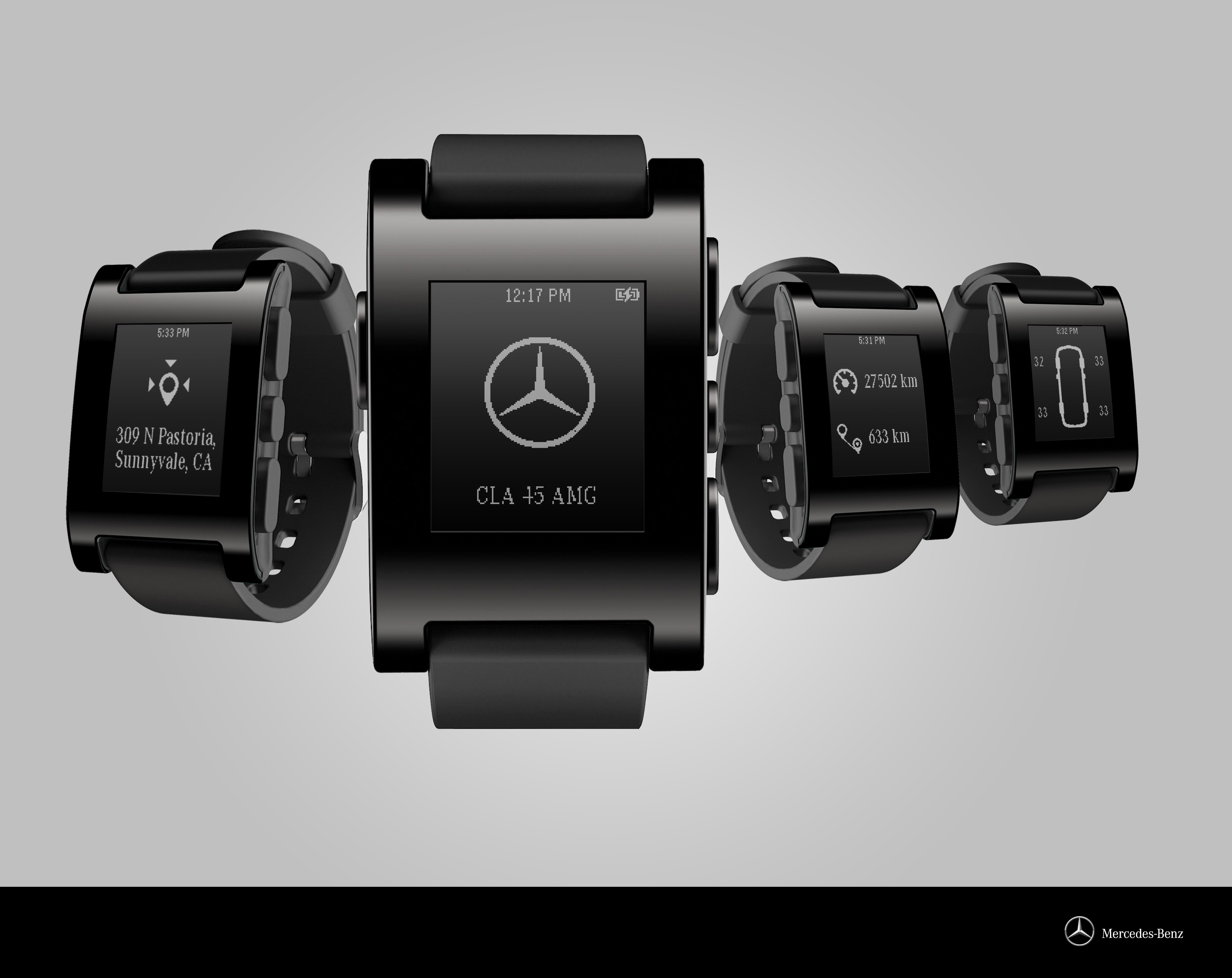 Seamless Integration of Wearable Devices: Pebble Smartwatch.