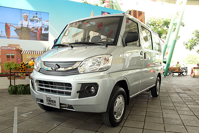 CMC targets to further boost its market share with the self-developed CMC Verca light commercial vehicle.
