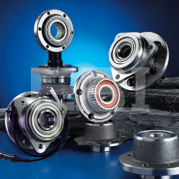 EBI's quality wheel-hub unit products.EBI's quality wheel-hub unit products.