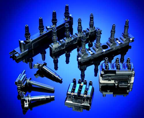 Kunshan Cadic is a major Chinese ignition-parts supplier with a comprehensive product line.