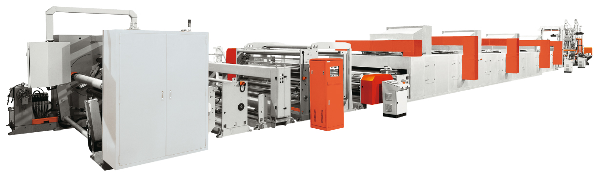 The PLA/PET/PS/PVC Traverse Orientation Machine from Leader Extrusion