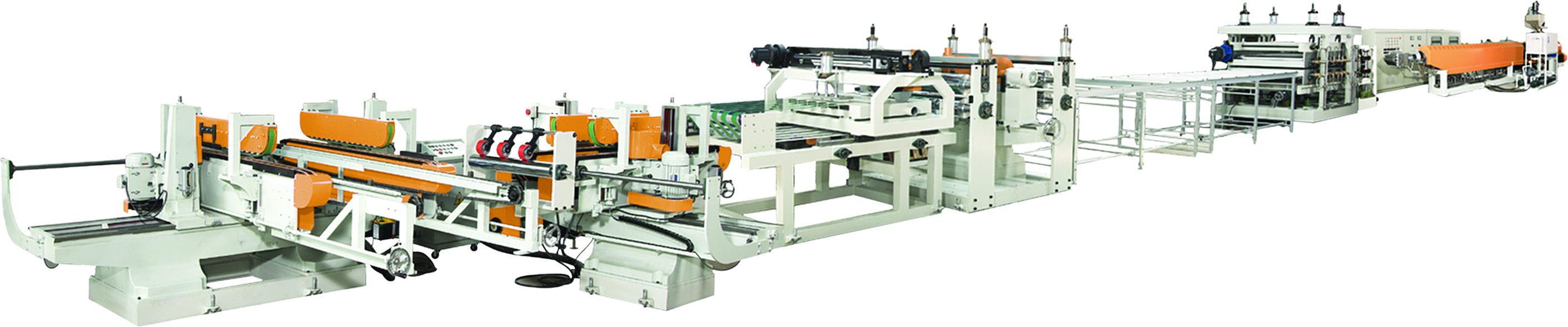 Poly Machinery is versed particularly at developing XPS plank making machines.