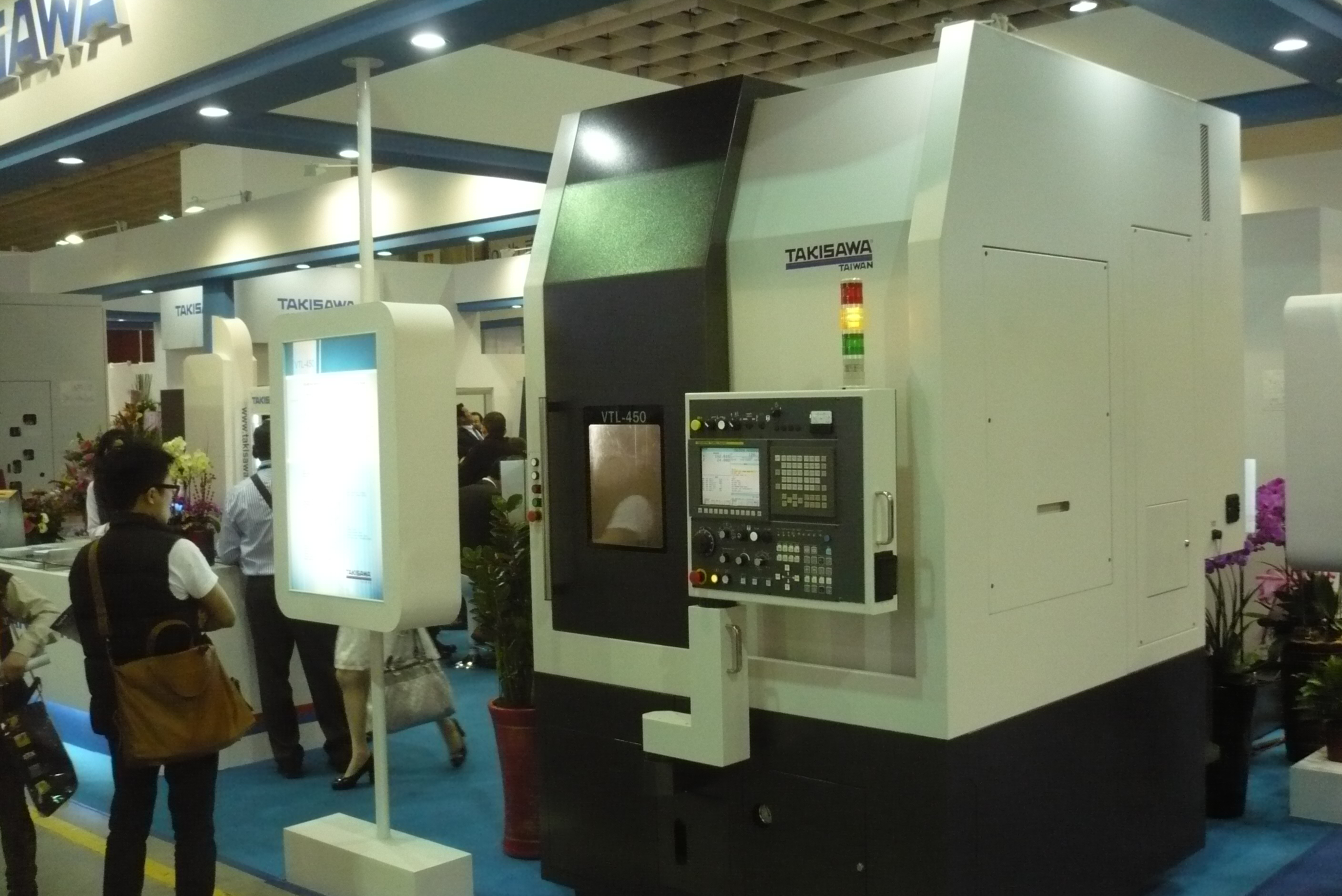 Forex exchange incomes boost earnings at Taiwan's leading machine tool makers last year.