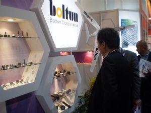 Taiwan's fastener exports hit a record high in volume last year.