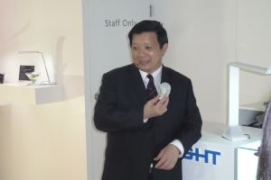 Everlight Chairman Robert Yeh estimates the Everlight-Epistar team to unseat Nichia as world's No. 1 LED Maker soon.