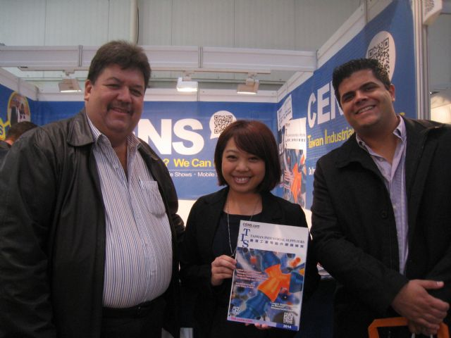 Buyers praise CENS's Taiwan Industrial Suppliers magazine.