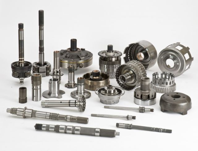 High-precision transmission gear products made by Tsang Yow, a newly listed parts maker in Taiwan. (photo from the company's website)