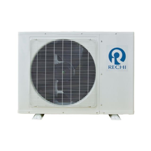 A heat pump water heater model made by Rechi. (photo from  company website)