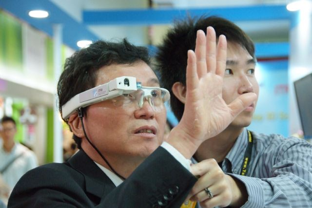 Wearable technology was one of the highlights of Computex Taipei 2014.