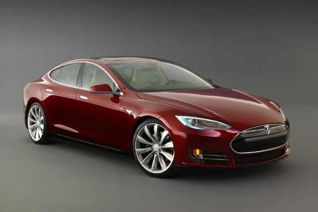 The Tesla Model S premium electric car is the most successful product of its kind. (photo courtesy Tesla)