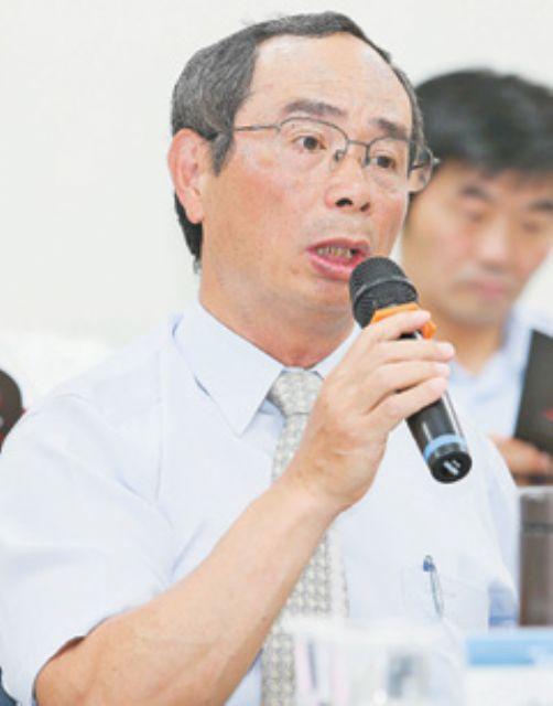 MSI's chairman Joseph Hsu. (photo from UDN)