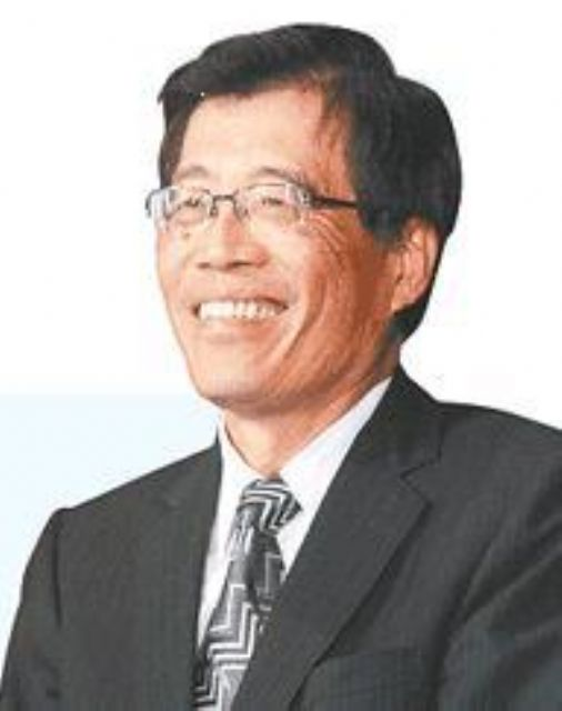 N.K. Huang, chairman of auto distributor Hotai in Taiwan. (photo from UDN)