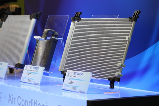 Some of Man Zai's quality products on show at 2014 Taipei AMPA