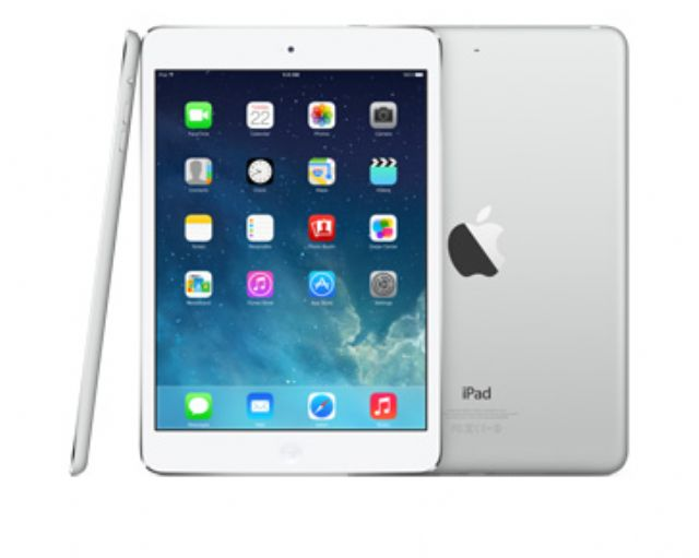 An iPad tablet made by Apple, which maintained its lead in the second-quarter worldwide tablet market by shipping 13.3 million units. (Photo from the Internet)
