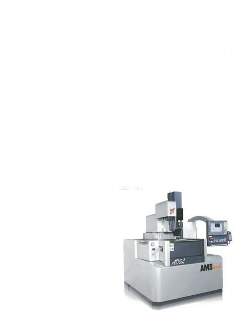 The AD5L-series CNC high speed small-hole drilling EDMs from Ching Hung are perfect for making molds for the aircraft industry.