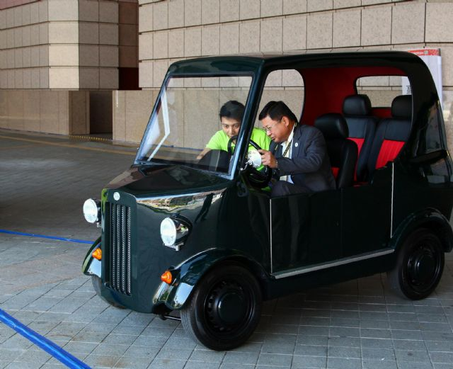 Sales of new energy vehicles, considered eco-friendly relative to  conventional cars, have surged in China this year.