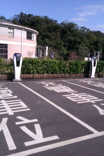 China offers incentives to encourage restriction of power-recharging points.