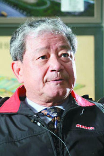Kenda's chairman Yang Yin-ming (photo from UDN)