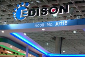 Edison is one of Taiwan's major upstream chip suppliers.