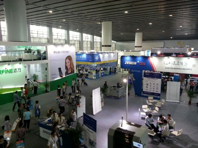 More than 2,600 exhibitors from all over the world took part in the show.