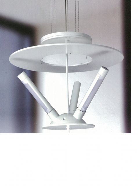 The Floating pendant lamp