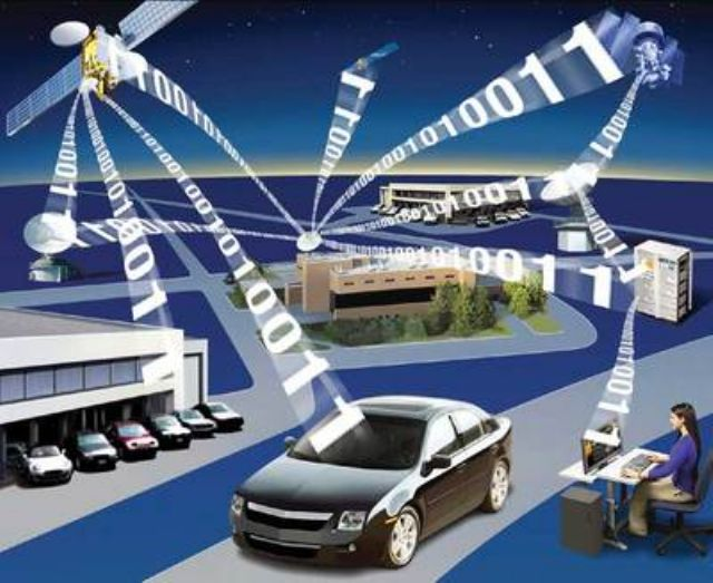 The rapidly expanding telematics market could create unlimited business opportunities for software developers, hardware makers, infrastructure builders, and many tech companies. (photo from Internet)