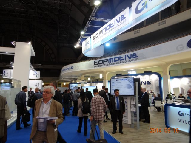 More than 4,600 exhibitors and 140,000 visitors worldwide take  part.