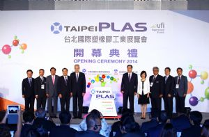 Cens.com Taipei Plas 2014 Again Proves to be Best Platform to Source State-of-the-Art Plastic & Rubber Machinery--The event hosts a record number of 530 exhibitors across 2,670 booths