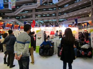 Lifestyle, a US-registered furniture company, made its inaugural appearance at Taiwan's furniture show this year.
