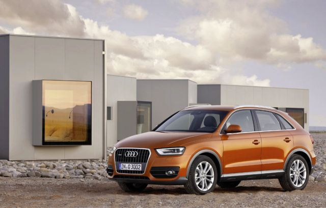Audi Taiwan's president Ryan Searle recently said annual sales volume of Audis on the island is expected to hit 6,000 units by 2015. (photo from Audi Taiwan's website)