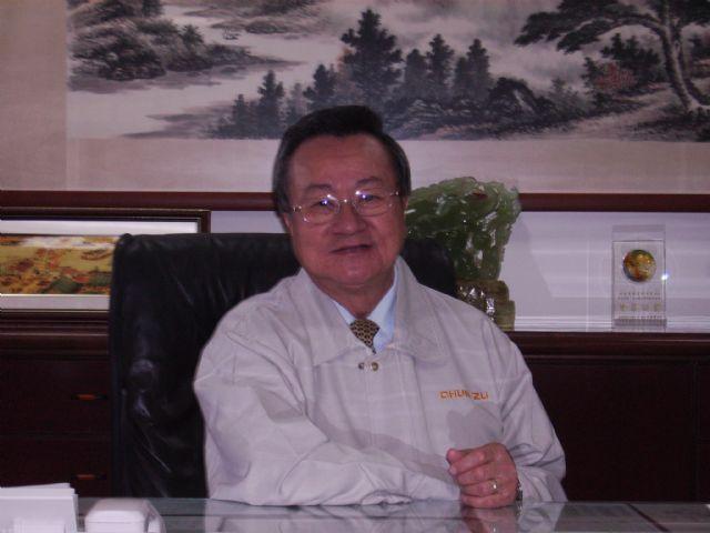 Chun Zu's chairman Bruce Sun