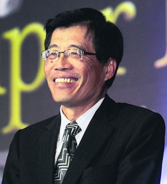 Huang Nan-kuang, chairman of Hotai, Taiwan's agent of Toyota and Lexus and a major car vendor in Taiwan. (photo from UDN)