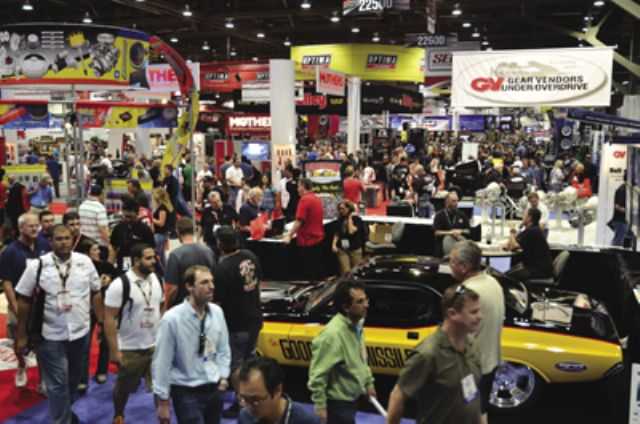 The SEMA Show is the world's premier trade event for automotive specialty products. (photo courtesy SEMA)