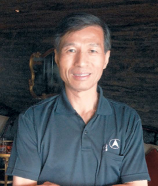 Weng Wen-chung, chairman of Enterex. (photo from UDN)