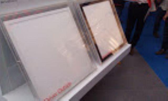 Lextar's seamless frame LED panel lights.