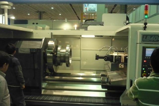 Taiwan's machine tool makers are cautious about 2015 market.