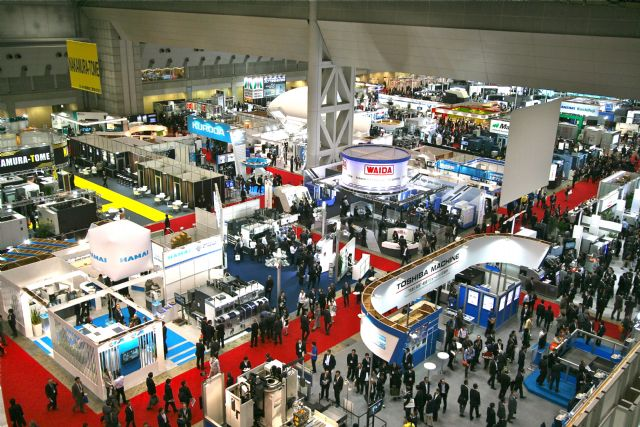 A total of 863 exhibitors from Japan and overseas took part in the show.