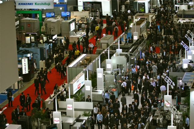 More than 136,000 visitors came to JIMTOF 2014 to see world's newest machine tools and technologies.