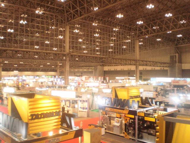 Taiwan was one of the largest exhibiting countries at this year's IPF Japan.