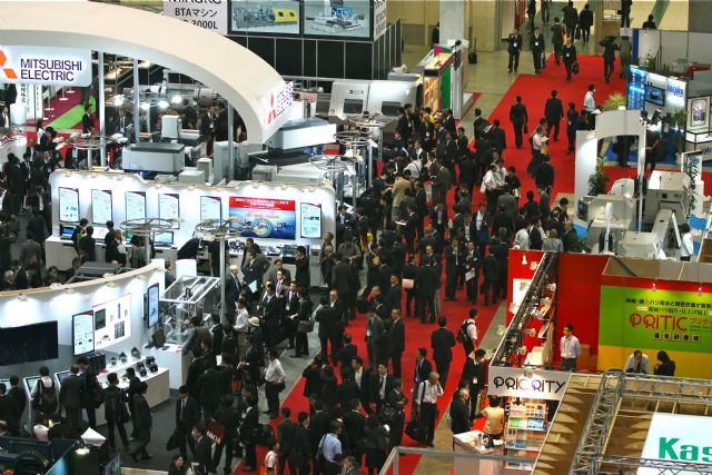 JIMTOF 2014 drew over 870 exhibitors and 130,000 visitors from across the world during its six-day run beginning on October 30.