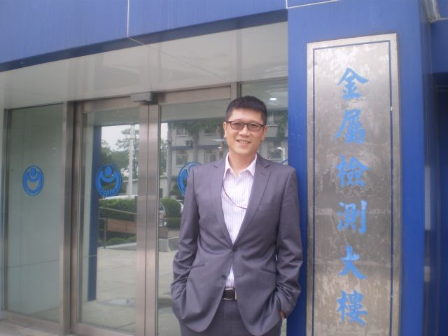 Matt Yang, vice chief of the Test Technology Development Section of MIRDC's Industrial Upgrading Service Department, has long been helping Taiwan's hand tool suppliers upgrade their technologies and products.