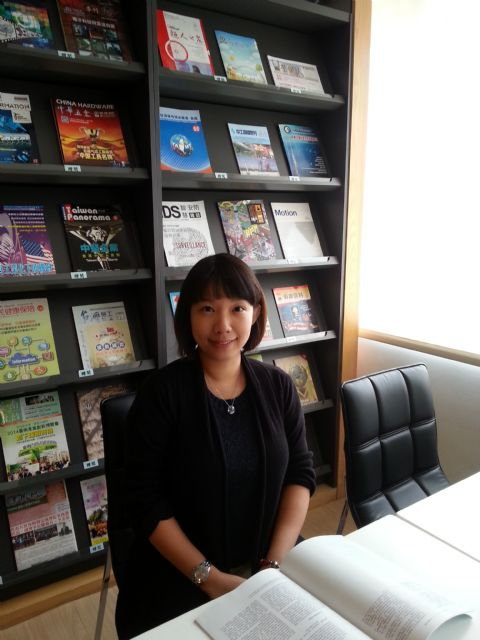 Kristy Chi, MIRDC's industrial analyst, provided insights into the development of products and technology in Taiwan's fastener industry.
