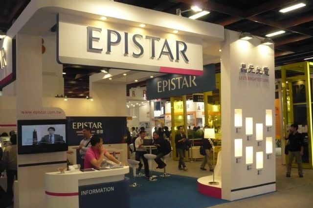 Epistar foresees upbeat sales in 2015.