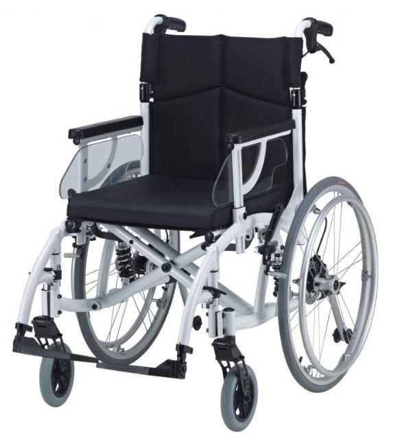 JY-505 special aluminum wheelchair
