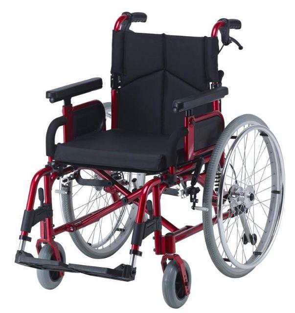 JY-175 standard aluminum wheelchair