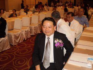 CSC's chairman J.C. Tsou