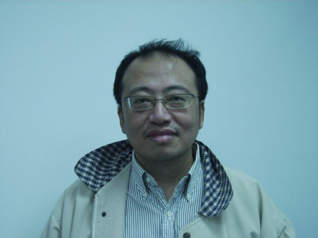 Prof. Lee Tzong-ru of the Institute of Electronic Commerce at National Chung Hsing University.